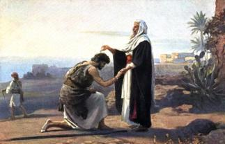 Samuel and Saul